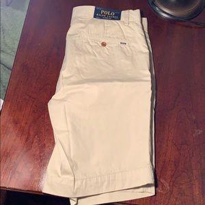NWT polo Ralph Lauren men's shorts
